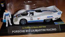 # 1/64 HOT WHEELS - PORSCHE 917 LH MARTINI Racing + PILOTA (CUSTOM CODE3) #