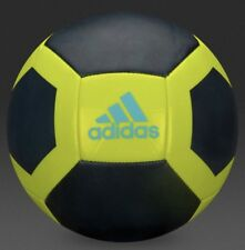 Authentic Adidas Glider II Football Solar Yellow Size 5 Soccer Ball Brand NEW