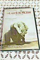 The Last Exorcism DVD - widescreen