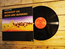 MIDNIGHT OIL BED AND BREAKFAST NOLP 45T VINYLE EX COVER EX ORIGINAL 1987