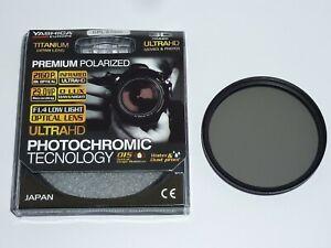 Yashica  Polfilter circular Ultra HD  E67   67mm