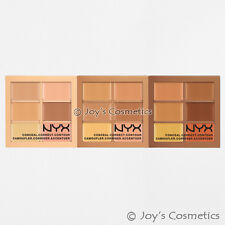 "1 NYX Conceal, Correct, Contour Palette ""Pick Your 1 Color"" Joy's cosmetics"