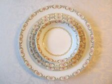 Collection of 43 Pieces of GDA France CH Field Haviland Limoges