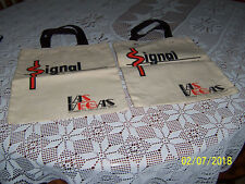 SIGNAL GAS/OIL OF MONTANA PROMOTIONAL TOTE  BAG