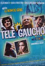 Télé Gaucho DVD NEUF SOUS BLISTER Félix MOATI Eric ELMOSNINO Emmanuelle BEART