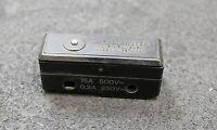 HONEYWELL 1 Mikroschalter micro switch BZ-R 500VAC 15A 250VDC 0,2A