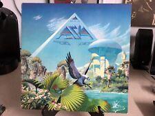 Asia - Alpha - 1983 Geffen Vinyl LP Record Album VG/VG+