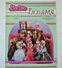 Barbie Exclusives Identification & Values Department Store, Porcelain, & Disney