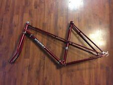 "Vintage Nishiki Sport Road Bike Frame - 54cm - 27"" - Cr-Mo Steel"
