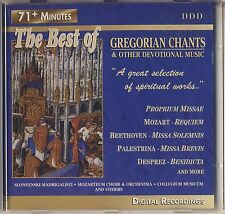 The Best Of Gregorian Chants & Other Devotional Music (Par Excellence) Like New