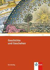 Deutsche Schulbücher mit Geschichts-Thema und Lehrbuch-Format