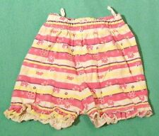 Markenlose gestreifte Baby-Hosen für Mädchen