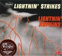Lightnin' Hopkins - Lightnin' Strikes (2003)  CD  NEW/SEALED  SPEEDYPOST