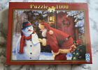 Fx Schmid 1000 Piece Jigsaw Puzzle A Christmas Wish Brand New and Sealed