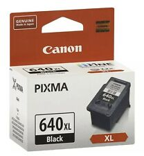 640xl ink Black Xl Original Canon
