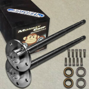 "M-GRIP ALLOY AXLE SHAFT KIT 1541H - MUSTANG - 31 SPLINE FITS FORD 8.8"" - 5 LUG"