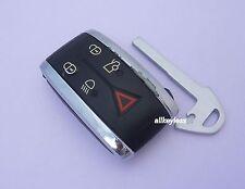 OEM Jaguar keyless entry remote smart transmitter proxy fob +NEW KEY INSERT