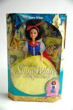 Mattel Disney Snow White & the Seven Dwarfs Fashion Doll with transforming dress