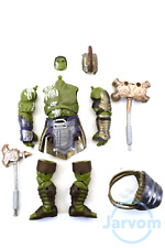 "Marvel Legends 6"" inch Build a Figure Thor: Gladiator Hulk Individual Parts"
