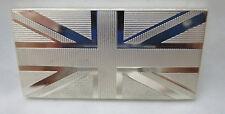 United Kingdom Silver Ingot Flags of the U.N. United Nations Franklin Mint