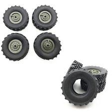 RC coche neumáticos se aplica a: 1:16 RC coche Wpl B36 B-36 B36K B36 Kit camión 4Pcs P1Y9