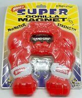 Vintage Toy Wham-O Super Gorilla Magnet 1998 New