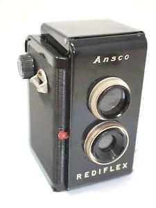 Ansco Rediflex 620 Twin Lens Reflex Camera