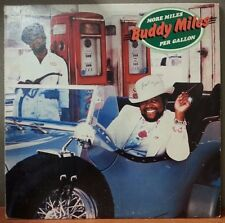 BUDDY MILES More Miles Per Gallon LP Vinyl VG 1975 NBLP 7019 Kendun