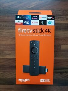 Amazon Fire TV Stick 4K Empty box only with Instructions