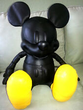 "COACH X DISNEY Leather 26"" MEDIUM MICKEY MOUSE DOLL Collectible LIMITED EDITION"