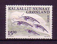 Dänemark - Grönland Michelnummer 368 postfrisch (Wasser : 2420a )