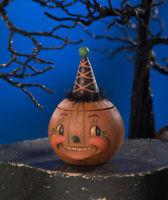Bethany Lowe Halloween Jackie Orange-O-Ween Pumpkin JP9239 FREE SHIPPING