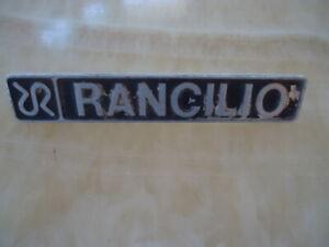 RANCILIO-LOGO  Espresso Machine!