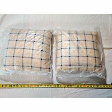 2 multi function blanket design pillows