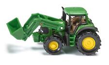 NEW Siku John Deere with Front Loader Tractor Die Cast Toy Car 1341
