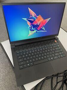 Alienware M15 R5 Ryzen 5800H RTX 3060