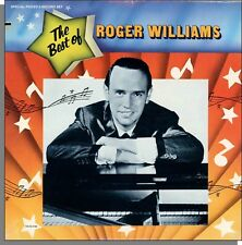 Roger Williams - The Best of - New 1976 Double LP Record! MCA2-4106