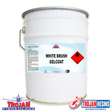 POLYESTER White NPG-ISO Brush Gelcoat 24kg + Catalyst