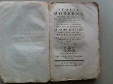 1785 ROLLIN MARCY -VOL.13- RARA STORIA GRECIA BIZANTINI FOZIO MICHELE PALEOLOGO