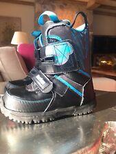Burton kids snowboard boots