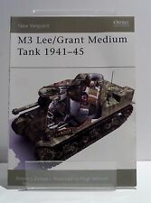 M3 Lee/Grant Medium Tank 1941-45 by Steven Zaloga (Paperback, 2005)