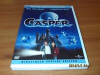 Casper (DVD, 2003, Widescreen Special Edition)