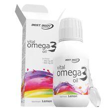 Best Body Nutrition - vital Omega 3 Oil 150 Ml