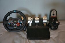 Logitech G29 Force Feedback Racing Wheel with Shifter