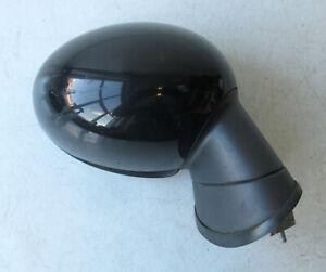 Genuine MINI (Black) O/S Drivers Wing Mirror 3 Pin R56 R55 R57 R58 R59 #31