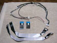 Sony XBR-65X850F 6 pc LVDS Ribbons and cables, new!!