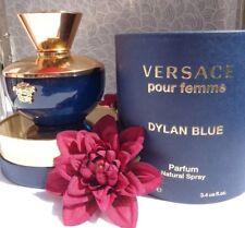 EXCLUSIV VERSACE pour Femme DYLAN BLUE Parfum Natural Spray 100 ml NEU OVP