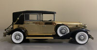 Vintage Solid State AM Radio Lincoln 1928 Model L Convertible Car working cond.