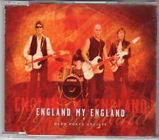 (EX416) Dead Poets Society, England My England - 2006 DJ CD