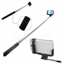 Monopod Extendable Holder Selfie Stick Handheld For Samsung Galaxy S9 S8 S7 S4